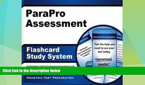 Best Price ParaPro Assessment Flashcard Study System: ParaProfessional Test Practice Questions