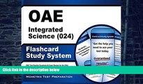 Online OAE Exam Secrets Test Prep Team OAE Integrated Science (024) Flashcard Study System: OAE