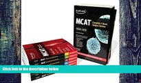 Pre Order MCAT Complete 7-Book Subject Review: Online + Book (Kaplan Test Prep) Kaplan On CD