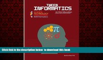 Pre Order Tween Informatics in STEM Education. A Reference Guide for Teachers and Parents Beatrice