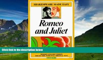 Buy William Shakespeare Romeo and Juliet (Shakespeare Made Easy) Full Book Download