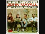 Eric Clapton - John Mayall Bluesbreakers - All Your Love [cover]