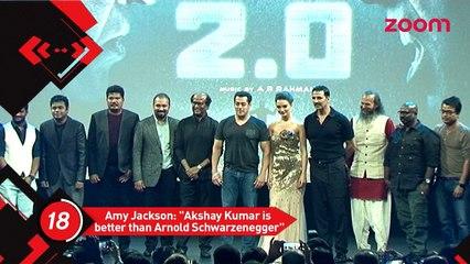 Akshay Kumar Is Better Than Arnold  Schwarzenegger, Mira Rajput To Make TV Debut
