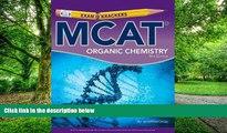 Price MCAT Organic Chemistry (Examkrackers) Jonathan Orsay On Audio
