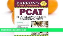 Buy Marie A. Chisholm-Burns  Pharm.D  MPH Barron s PCAT: Pharmacy College Admission Test Full Book