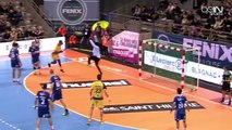 LIDL STARLIGUE 2016-2017 TOULOUSE / CHAMBERY - J11