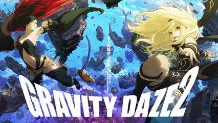 Gameplay Trailer de Gravity Rush 2