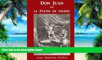 Price Don Juan ou le Festin de pierre (French Edition) J.B Poquelin Moliere For Kindle