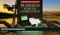 Online H.S. Hamadeh Princeton Review: Business School Companion (Princeton Review Series)