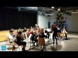 Audition des cordes et orchestre du conservatoire de Romilly
