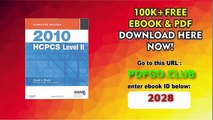 2010 HCPCS Level II Standard Edition, 1e (Hcpcs Level II (Saunders)) 1st Editio