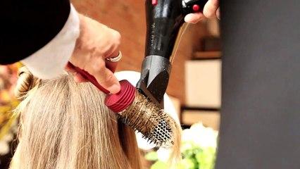 Pantene - Comment réaliser une chevelure ondulée et libre