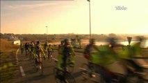 Vélo : Sensibilisation à la sécurité routière (Finistère)