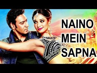 Naino Mein Sapna   HIMMATWALA  Song Video   Latest Bollywood Hindi Movie   Ajay Devgn   Tamannaah