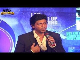 Shah Rukh Khan unveils Toyota University Cricket Championship   Latest Bollywood Hindi Movie Star