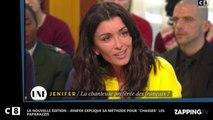 La Nouvelle Edition : Jenifer menace les paparazzis en direct (Vidéo)