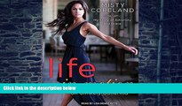 Pre Order Life in Motion: An Unlikely Ballerina Misty Copeland On CD