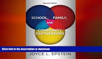Audiobook School, Family, and Community Partnerships: Preparing Educators and Improving Schools
