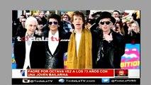 Mick Jagger revela sera a la edad de 73 años-Noticas y Mucho Mas-Video