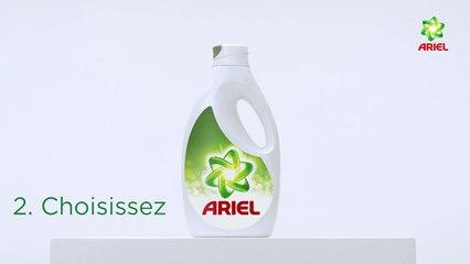 Comment prétraiter le tissu pour éliminer des taches - Ariel