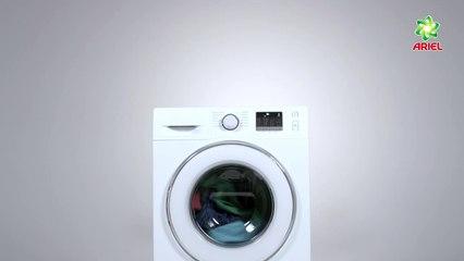 Comment décharger correctement votre lave-linge – Ariel
