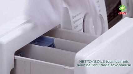 Comment entretenir votre lave-linge - Ariel