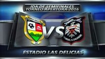Sebastián Abreu y un hat-trick a los de 40 años en El Salvador (Santa Tecla F.C. 4-1 C.D. Águila)