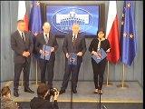 Poseł Izabela Leszczyna - konferencja prasowa z 30 listopada 2016 r.