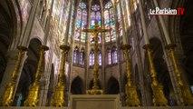 Diaporama sonore. Basilique Saint-Denis : de la crypte à la lumière