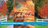 Hardcover Minority Students in Special and Gifted Education Full Book
