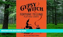 Pre Order Gypsy Witch Fortune Telling Playing Cards Not Available mp3