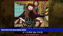 Best Price Steampunk Fashions: Adult Coloring Book (Steampunk Coloring) (Volume 1) Alisa Calder On
