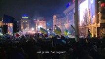 MAIDAN Bande Annonce du documentaire Ukrainien (Cannes - 2014)