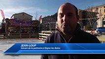 Alpes-de-Haute-Provence : Une patinoire pour initier les habitants à la glisse installée à Digne-les-Bains