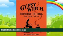 Price Gypsy Witch Fortune Telling Playing Cards Not Available For Kindle