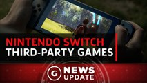 New Nintendo Switch Third-Party Games Announced - GS News Update
