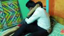 beautiful indian hot girl confused and romanced with unkown