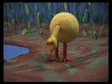 Chute libre Animation Pâte à modeler