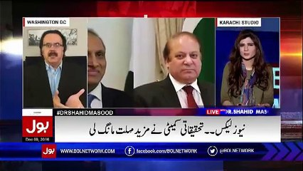 Live With Dr Shahid Masood – 9th December 2016