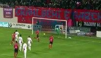 Gazélec FC Ajaccio 4-1 AC Ajaccio - Le Résumé Du Match (9.12.2016) - Ligue 2