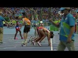 Athletics | Women's 100m - T12 Semi-Final 1 | Rio 2016 Paralympic Games