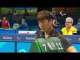 Table Tennis | FRA vs KOR | Men's Singles - Qualification Class 4 | Rio 2016 Paralympic Games