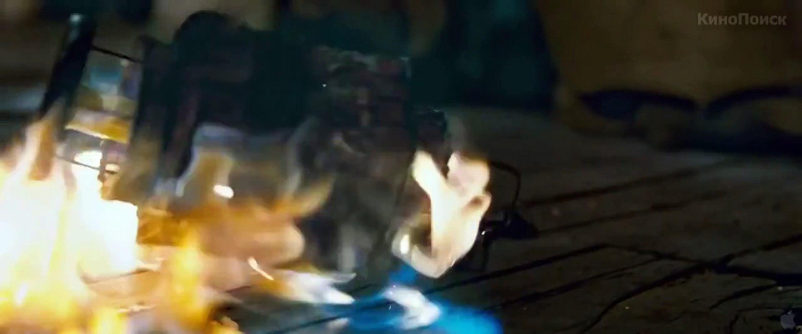 Зона турбулентности Trailer