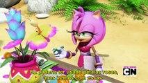 """Sonic Boom 6° episódio (Legendado PT BR) """"Decorando o Covil (BR)"""