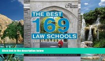 Online Princeton Review The Best 169 Law Schools, 2014 Edition (Graduate School Admissions Guides)