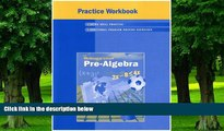 Pre Order McDougal Littell Pre-Algebra: Practice Workbook, Student Edition MCDOUGAL LITTEL On CD