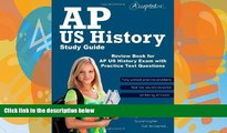 Buy Accepted Inc -. Ap Us History Team AP US History Study Guide: Review Book for AP US History