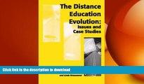 The distance education evolution : case studies