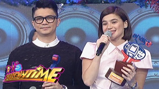It's Showtime: It's Showtime wins Anak TV award