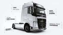 Volvo Trucks - This Volvo FH is built to conquer hills and handle curved roads 04